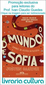 O Mundo de Sofia - Promoção