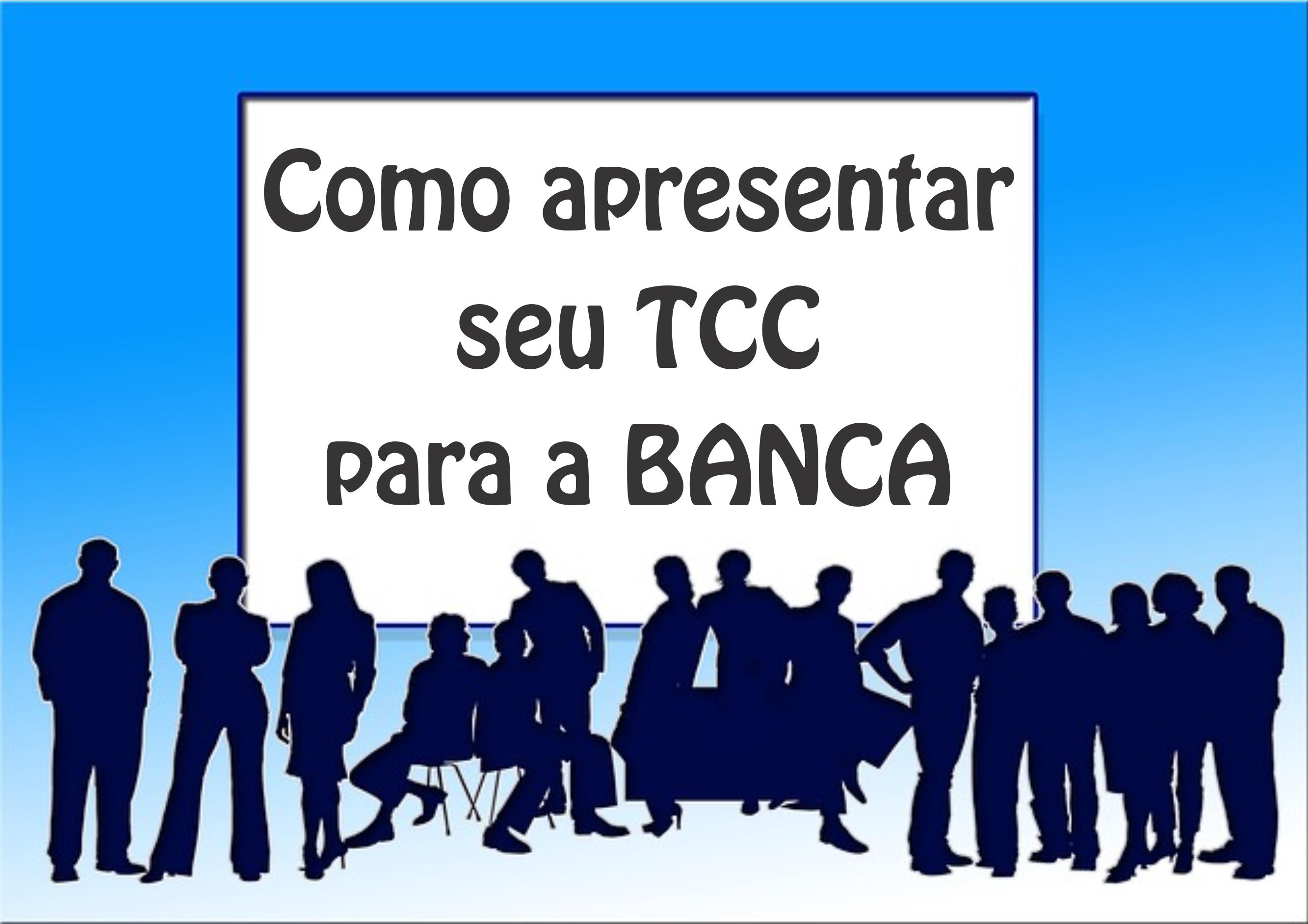 Como montar slides para apresentacao de tcc