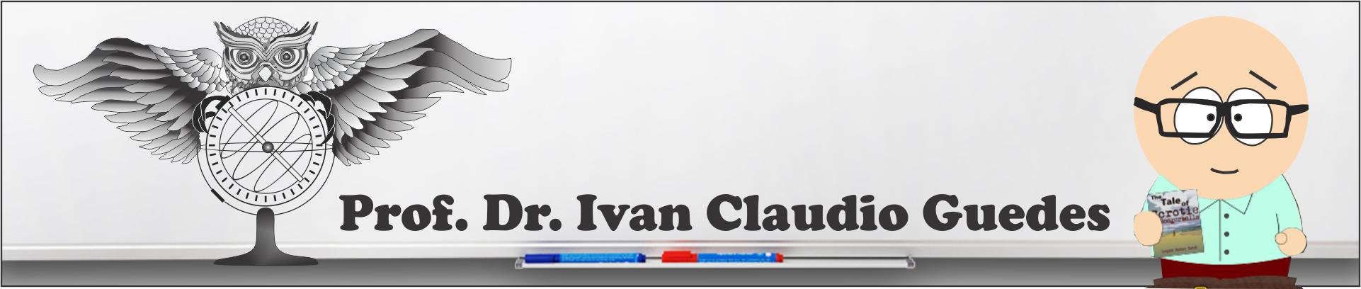 Prof. Dr. Ivan Claudio Guedes