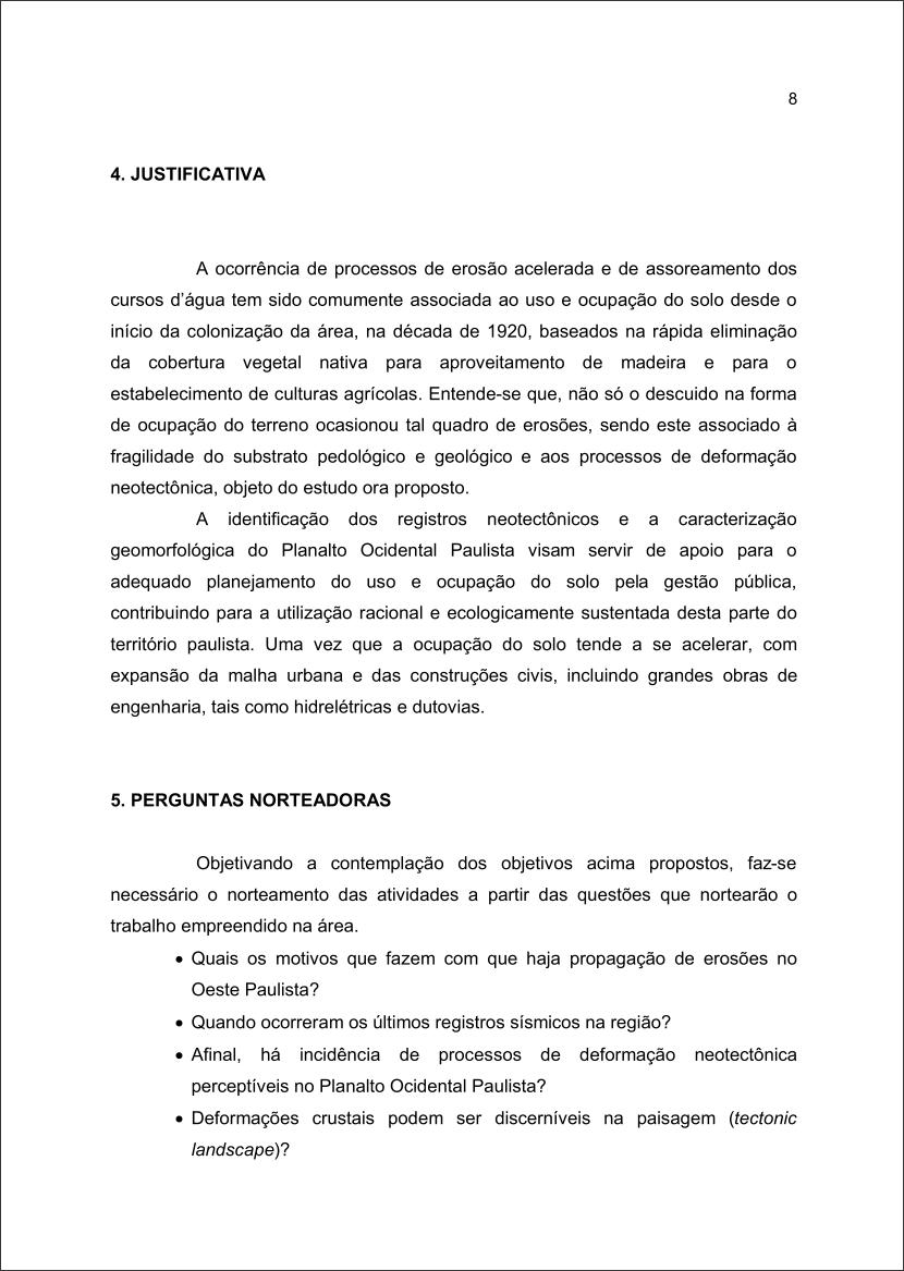 Modelo de projeto de pesquisa 9