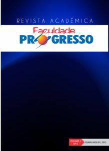 REVISTA ELETRONICA FACULDADE PROGRESSO