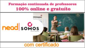 Cursos gratuitos online com certificado