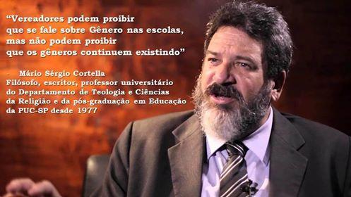 Ideologia de gênero Mario Sergio Cortella