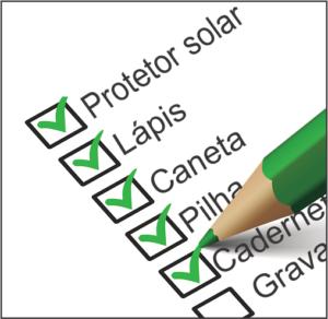 Checklist Pesquisa de Campo